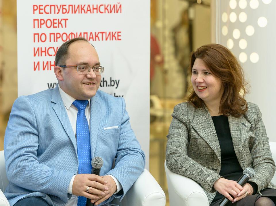 Врачи против инсульта: серия открытых встреч с лучшими кардиологами и неврологами завершится в Витебске