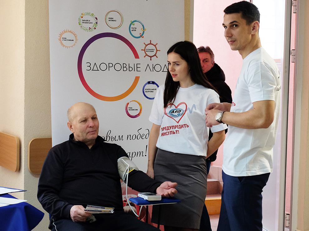 Врачи против инсульта: в Минске пройдет открытая встреча с лучшими кардиологами и неврологами страны