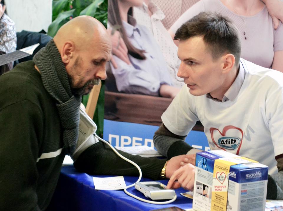 Врачи против инсульта: в Могилеве пройдет открытая встреча с лучшими кардиологами и неврологами области